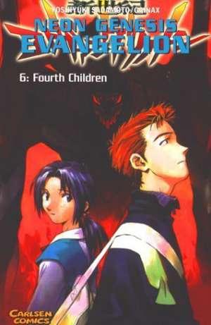 Neon Genesis Evangelion 06. Fourth Children de Yoshiyuki Sadamoto