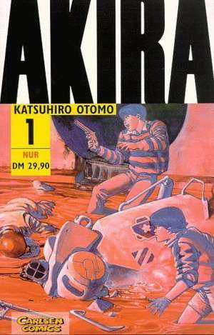 Akira 01. Original-Edition