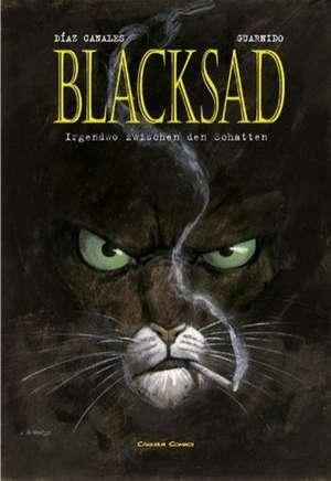 Blacksad 01. Irgendwo zwischen den Schatten