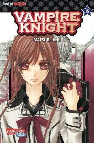 Vampire Knight 15 de Matsuri Hino