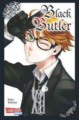 Black Butler 12 de Yana Toboso