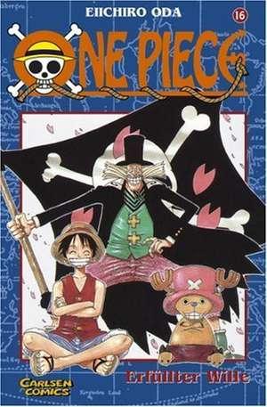 One Piece 16. Erfuellter Wille