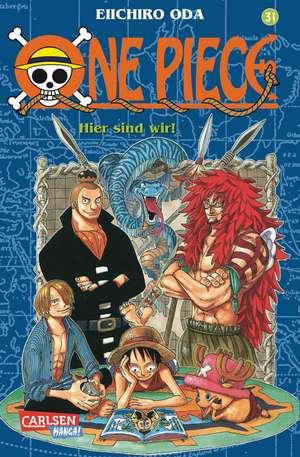 One Piece 31. Hier sind wir! de Eiichiro Oda