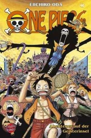 One Piece 46. Abenteuer auf der Geisterinsel de Eiichiro Oda