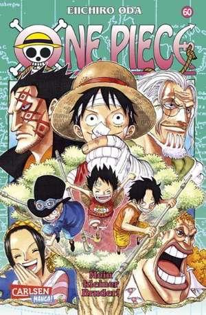One Piece 60. Mein kleiner Bruder! de Eiichiro Oda