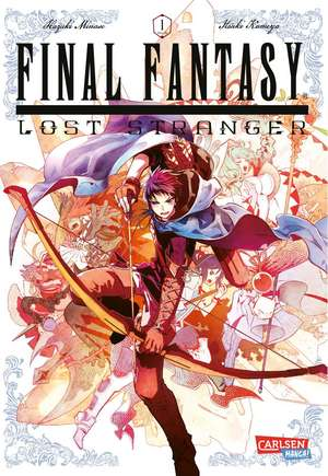 Final Fantasy - Lost Stranger 1 de Hazuki Minase