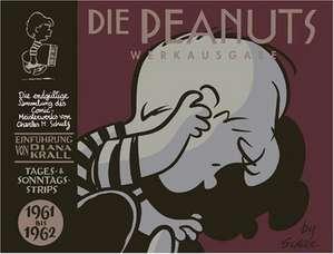 Peanuts Werkausgabe 06: 1961-1962