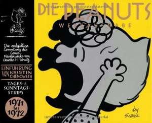 Peanuts Werkausgabe 11: 1971 - 1972