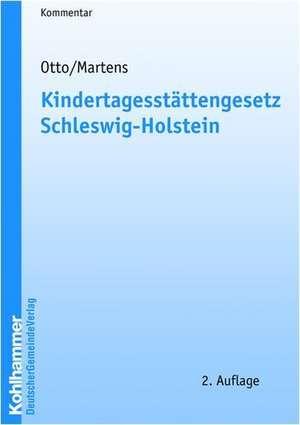 Kindertagesstaettengesetz Schleswig-Holstein