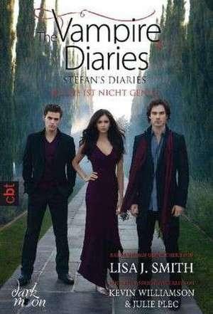 The Vampire Diaries - Stefan's Diaries 03 - Rache ist nicht genug
