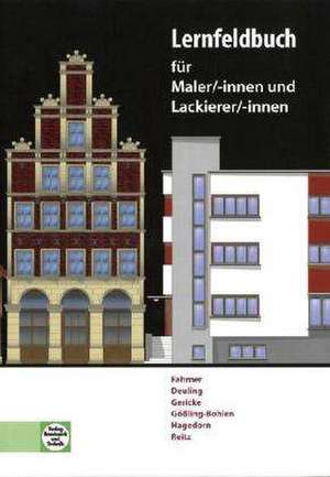 Lernfeldbuch fuer Maler/-innen und Lackierer/-innen