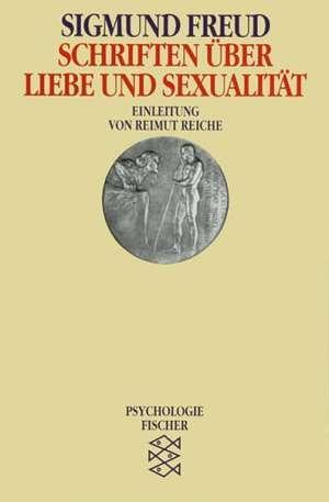 Schriften ueber Liebe und Sexualitaet