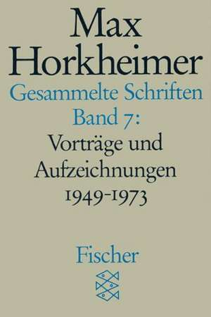 Gesammelte Schriften VII de Gunzelin Schmid Noerr