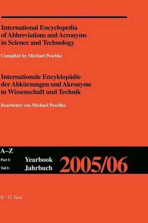 A-Z de Michael Peschke