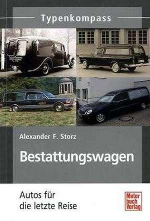 Bestattungswagen de Alexander F. Storz