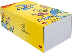 ABC der Tiere 2 / Wortkarten. Klasse 2