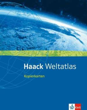 Haack Weltatlas für Sekundarstufe I und II. Kopierkarten im Ordner