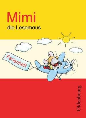 Mimi die Lesemaus Ferienheft