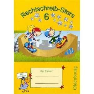 Rechtschreib-Stars 6. Schuljahr. UEbungsheft