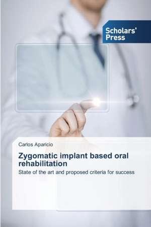 Zygomatic Implant Based Oral Rehabilitation