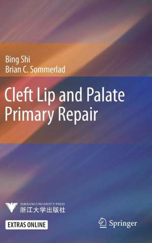 Cleft Lip and Palate Primary Repair