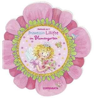 Prinzessin Lillifee im Blumengarten