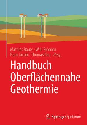 Handbuch Oberflaechennahe Geothermie