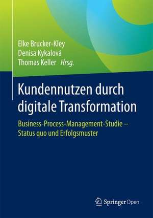 Kundennutzen durch digitale Transformation