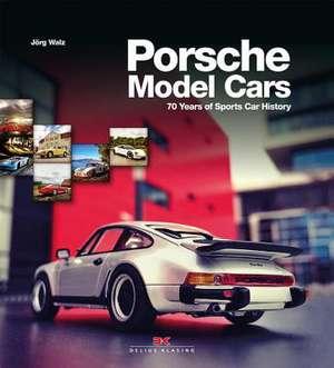 Porsche Model Cars de Jorg Walz