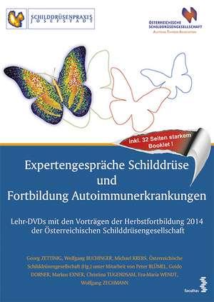 Expertengespraeche Schilddruese und Fortbildung Autoimmunerkrankungen