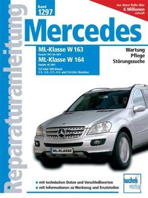 Mercedes Benz ML Serie 163 (1997 bis 2004) /Serie 164 (ab 2005) de PETER RUSSEK