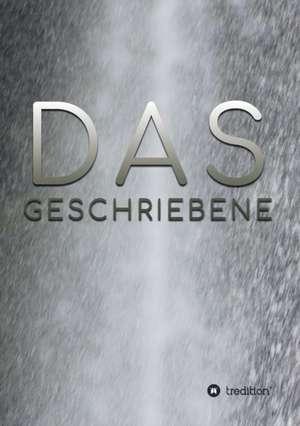 DAS GESCHRIEBENE - Waterfall de By Tt