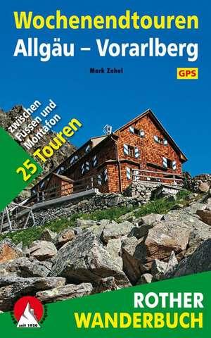 Wochenendtouren Allgäu-Vorarlberg de Mark Zahel