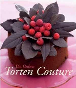 Dr. Oetker Torten Couture