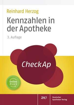 CheckAp Kennzahlen in der Apotheke
