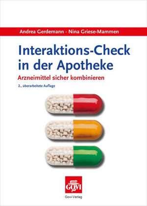 Interaktions-Check in der Apotheke