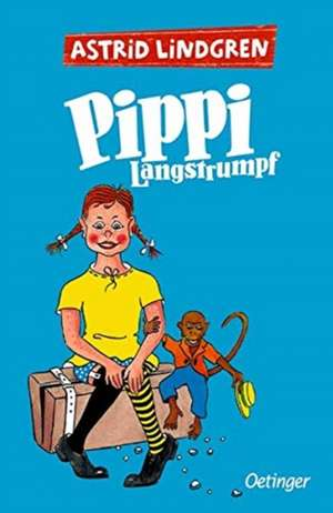 Pippi Langstrumpf de Astrid Lindgren