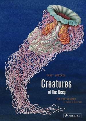 Creatures of the Deep de Ernst Haeckel