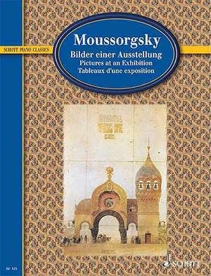 Bilder einer Ausstellung de Modest Mussorgskij