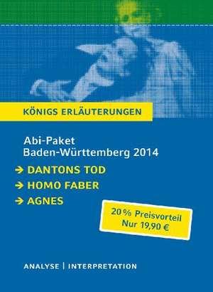 Abitur Baden-Wuerttemberg 2018 - Koenigs Erlaeuterungen Paket.