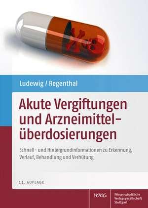 Akute Vergiftungen und Arzneimittelueberdosierungen
