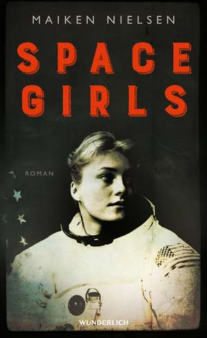 Space Girls de Maiken Nielsen