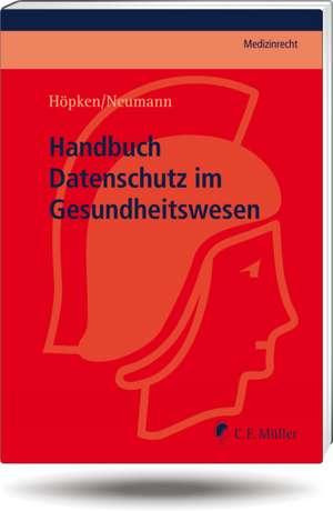 Handbuch Datenschutz im Gesundheitswesen