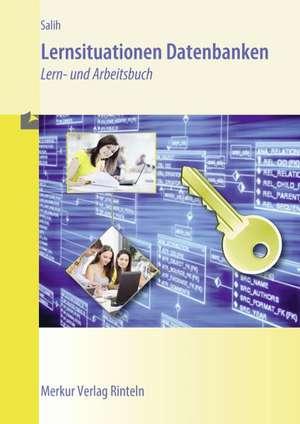 Datenbanken - Lernsituationen de Ralf Salih