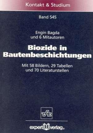 Biozide in Bautenbeschichtungen de Engin Bagda