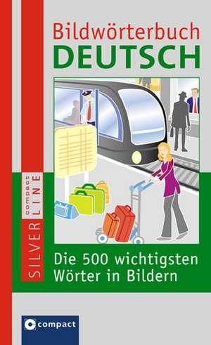 Compact Bildwoerterbuch Deutsch