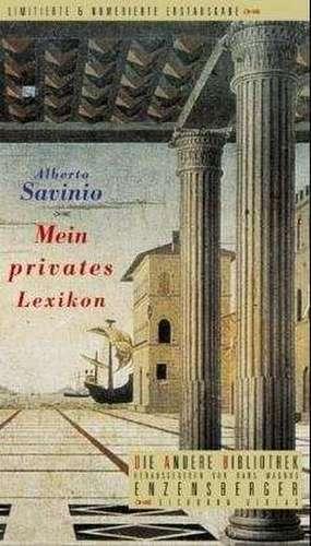 Mein privates Lexikon