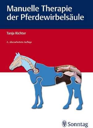 Manuelle Therapie der Pferdewirbelsaeule