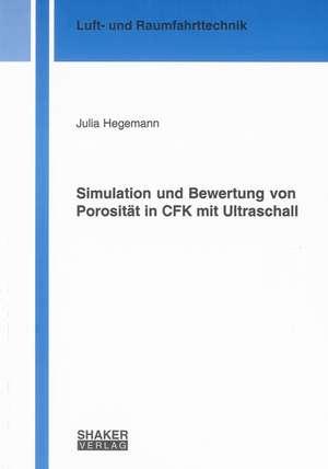 Simulation und Bewertung von Porosität in CFK mit Ultraschall de Julia Hegemann