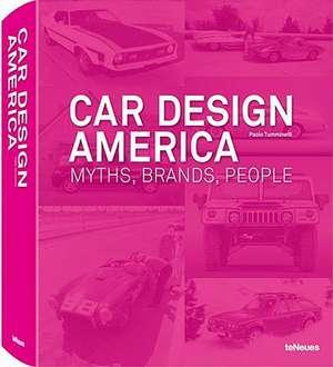 Car Design America imagine